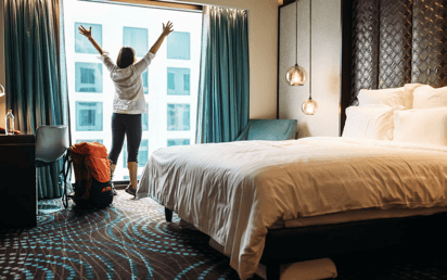 digital nomad accommodation