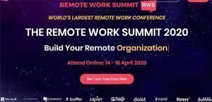 The Remote Work Summit 2020