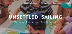 Sailing Unsettled