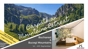 Carpatian Mountains Retreat