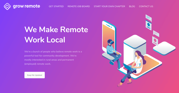 Interview: Grow Remote