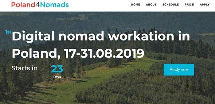 Poland4Nomads 2020