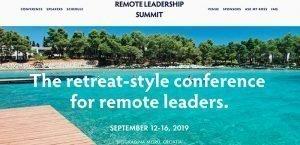 Remote Leadership Summit