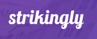 Logo Strikingly
