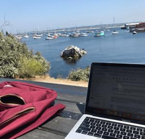 Gaya Working Remotely at Hubspot
