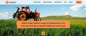 Kibbutz Retreats Gather