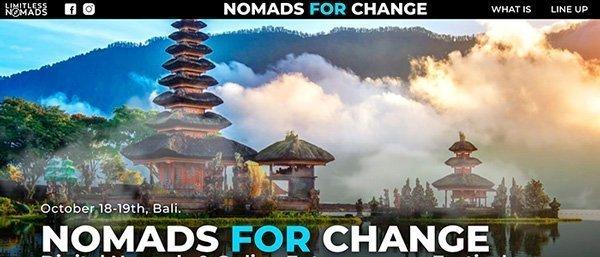 Nomads for Change 2019