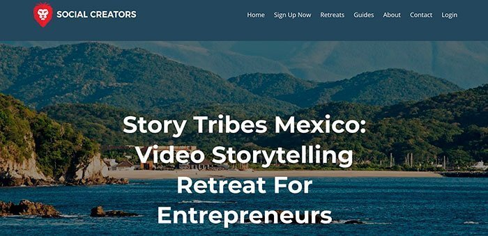 Story Tribes Retreat: Puerto Escondido, Mexico