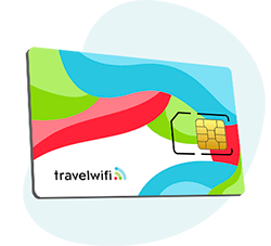 sim card travelwifi
