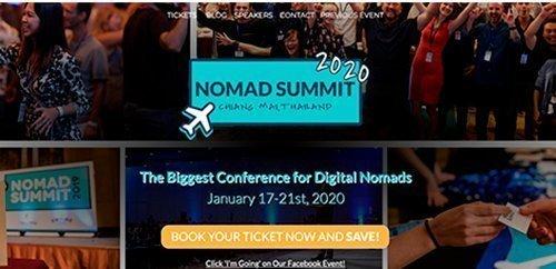 Nomad Summit Chiang Mai 2020