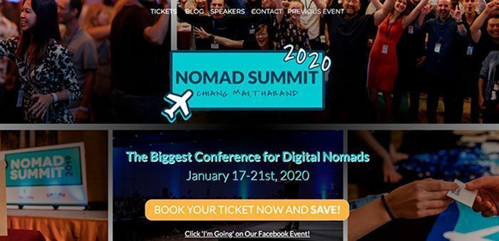 Nomad Summit Tbilisi 2020