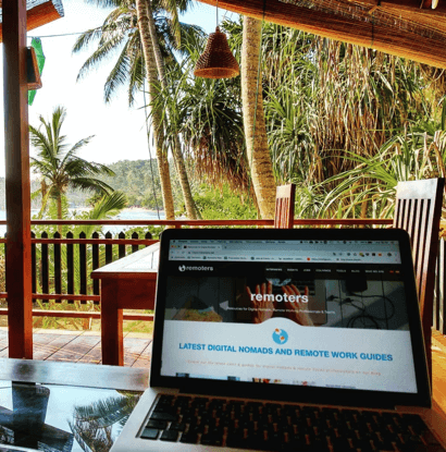 Remoters working Remotely