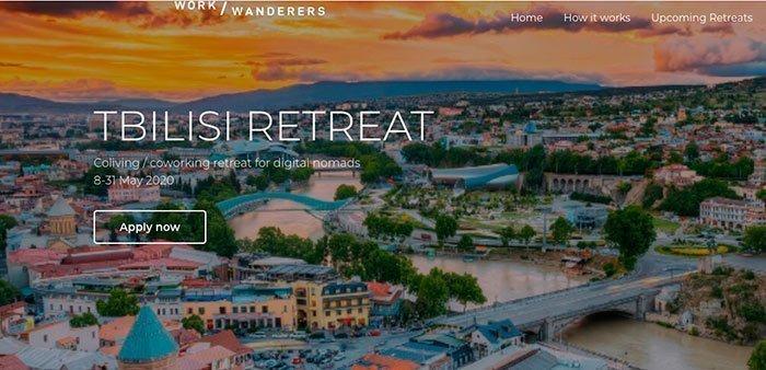Tbilisi Work Wanderers Retreat