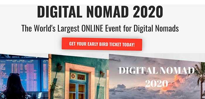 Digital Nomad 2020