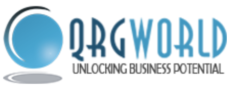 Logo QRG World