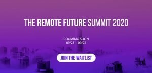The Remote Future Summit 2020