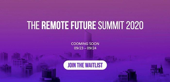 The Remote Future Summit 2020
