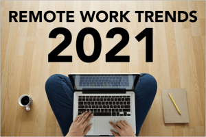 Remoters Remote Work Trends 2021