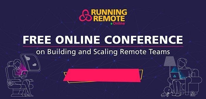 Conferencias Online Gratis: 1er Evento para Fundadores Remotos