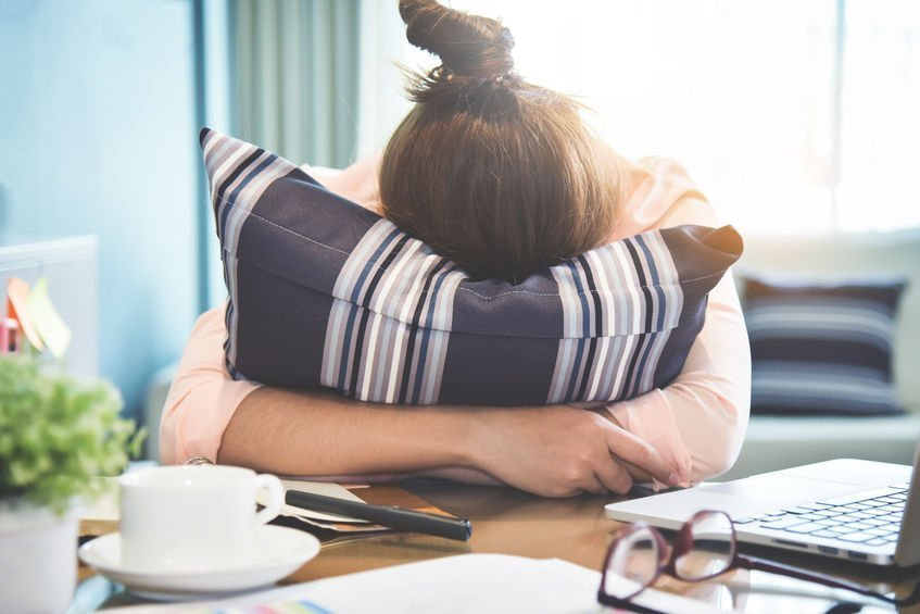 6 Tips for Fighting Fatigue Working from Home