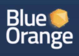 Logo Blue Orange