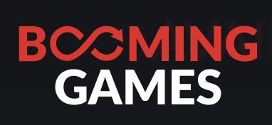 Logo Booming Games