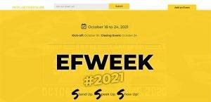 efweek 2021