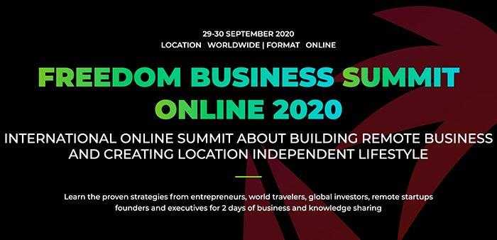 Freedom Business Summit 2020
