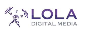 Logo Lola Digital Media