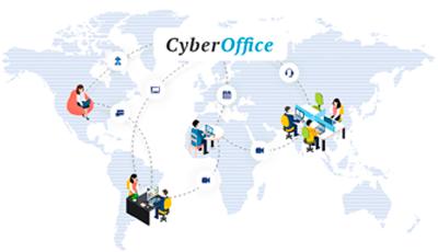 Cyber Office Logo