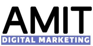 Logo Amit Digital Marketing