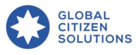 Logo Global Citizen Solutions