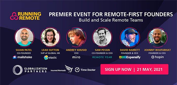 Running Remote 2021