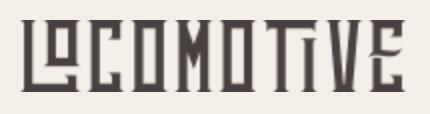 Logo LOCOMOTIVE