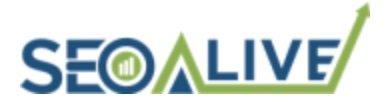 Logo SEO Alive