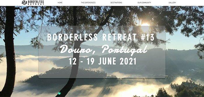 Borderless Retreat #13