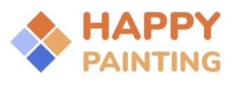 Logo Happy Painting