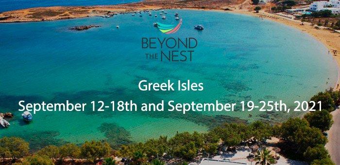 Beyond the Nest: Greek Isles